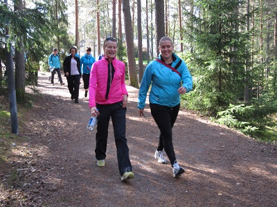 Hyvinkää Kävele Naiselle Ammatti 2014 400