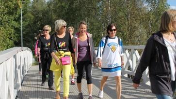 Kävele Naiselle Ammatti 2014 Espoo