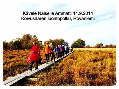 Naisten Pankki Rovaniemi KNA 2014 400