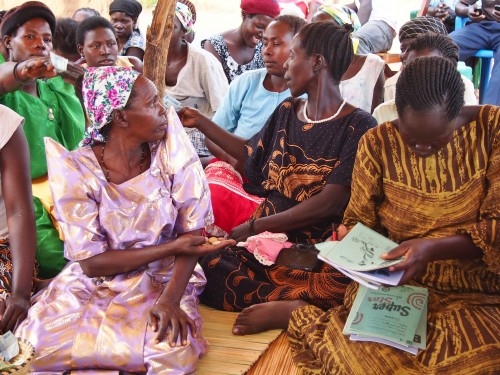 Naisten pankki Ugandassa, 2013