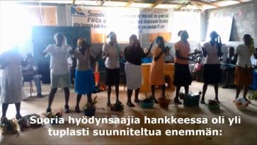 Naisten Pankki Haitissa