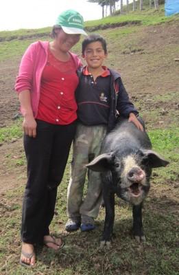 Peru Timonen blogi 7.2015 nainen ja poika rajattu