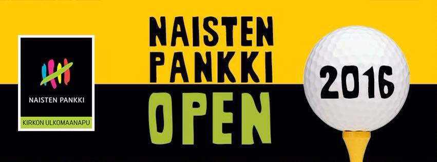 Naisten Pankki Open 2016 logo