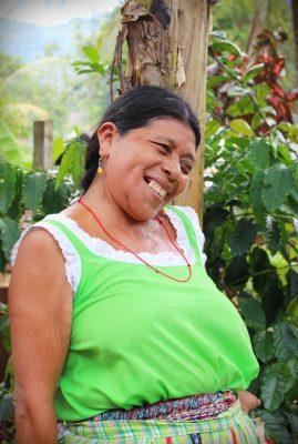 Candelaria on ollut mukana Naisten Pankin hankkeessa vuoden 2014 alusta alkaen.