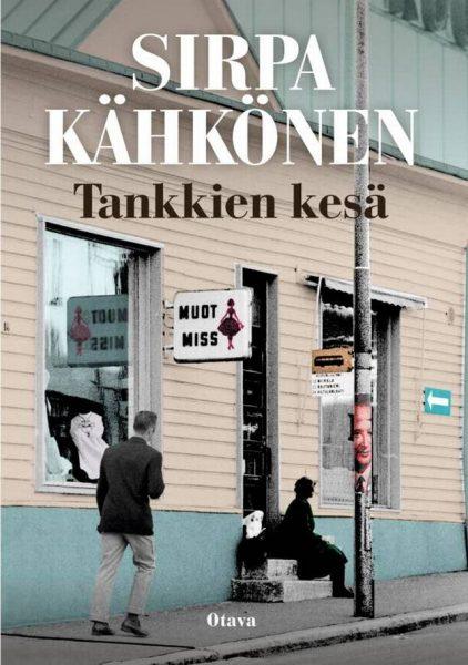 Sirpa Kähkösen Tankkien kesä on Kuopio-sarjan seitsemäs osa. Otava
