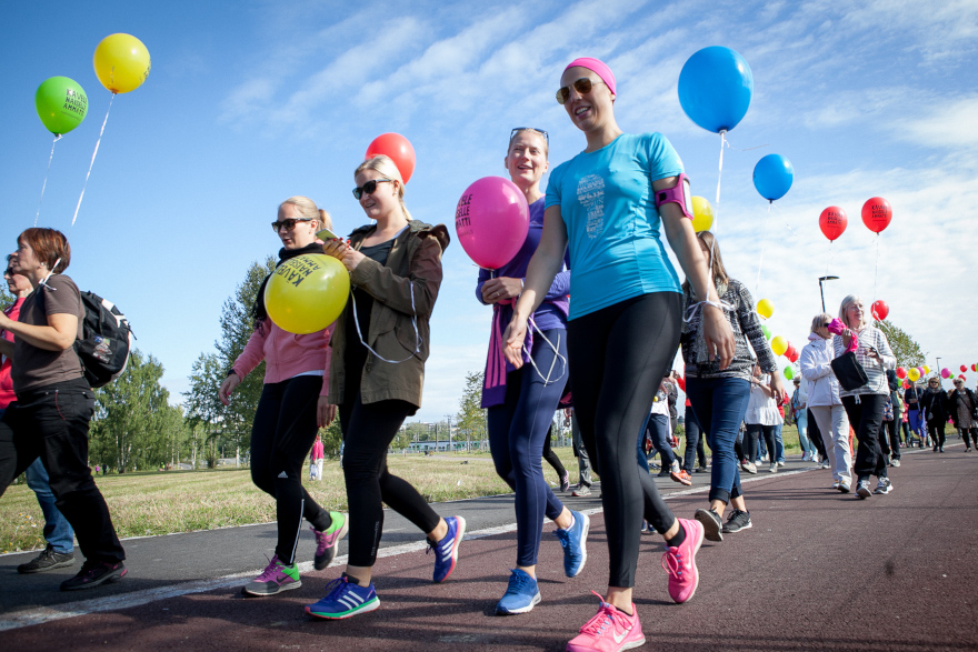 Naisten Pankin Kävele Naiselle Ammatti -tempaukset 6. syyskuuta