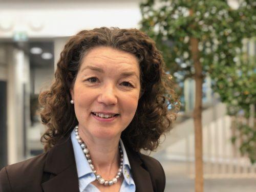 Asiakkailta on tullut myönteistä palautetta yhteistyöstä Naisten Pankin kanssa, kertoo Handeslbankenin viestintäjohtaja Pirjetta Soikkeli.