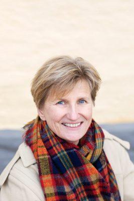 Kirjailija Minna Lindgren