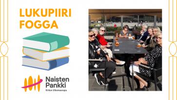 Naisten Pankki Helsingin lukupiiri Fogga